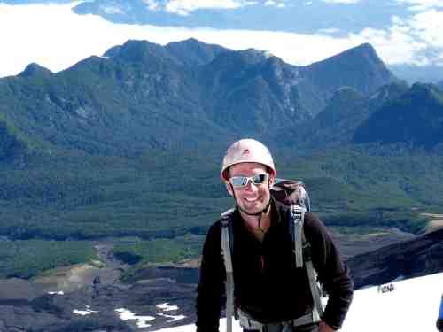 Climber!/ El escalador!