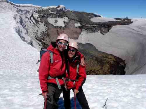 Happy climbers!/ Escaladores contentos!